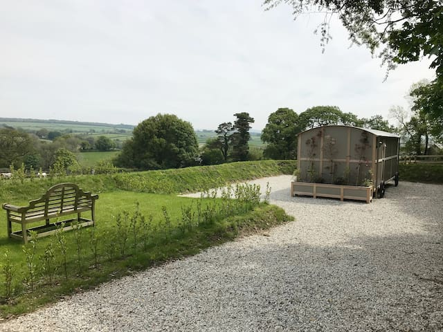 5* Luxury Shepherds Hut