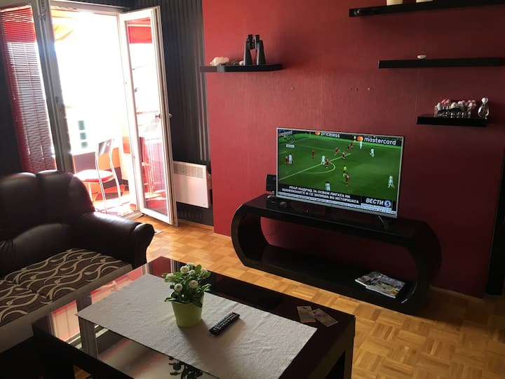 New apartment in the center of city Ohrid