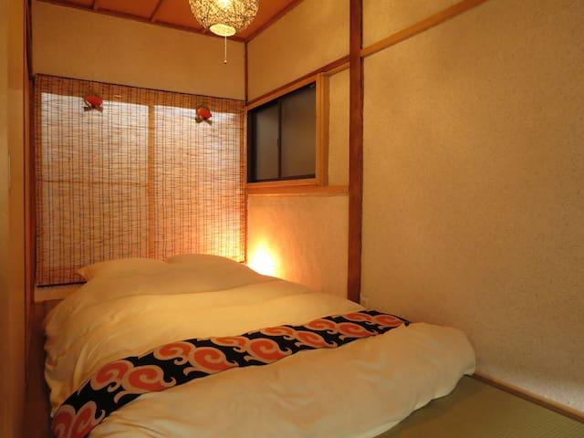 2nd floor> Japanese style Futon(Double size).