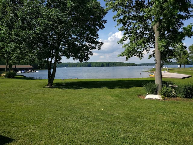 Lake Anna Waterfront Townhome
