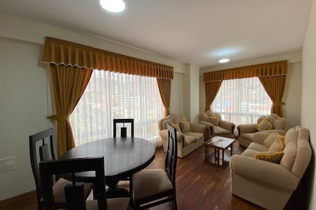 New comfort warm apart very well located+cablecar