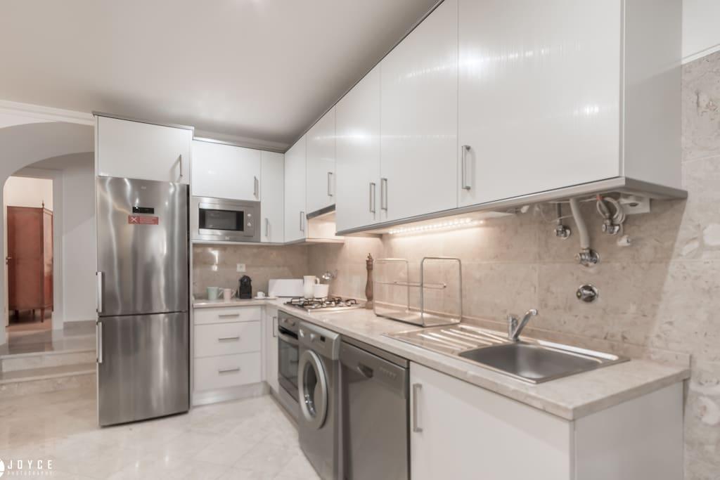 Amasing kitchen