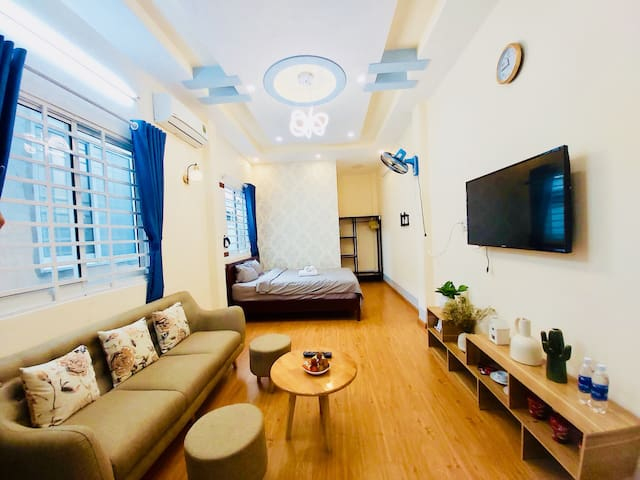 SOKO HOUSE BR1- city center, 600m to NinhKieu quay