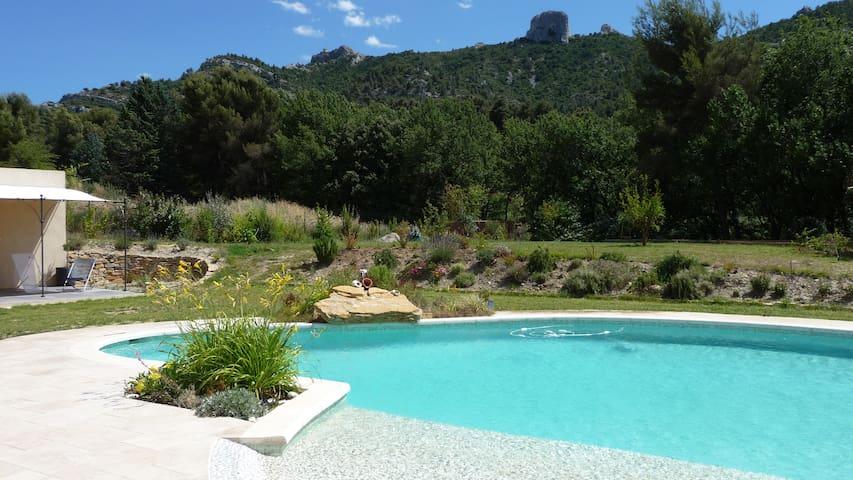 Calme TB Vue - Aix Marseille - Simiane-Collongue - บ้าน