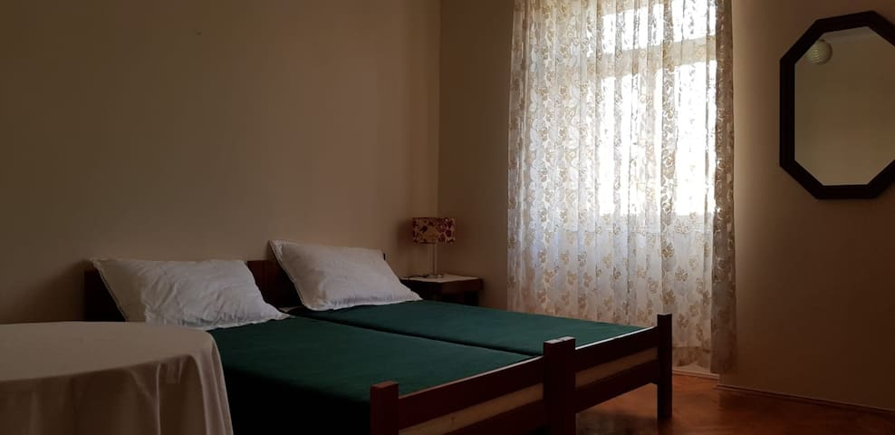 Novalja, guesthouse in citycenter (Room 2)