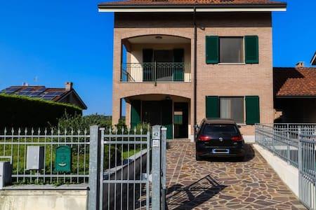 Cozy House / Villetta nel verde - Asti