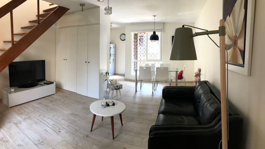 Hermoso departamento (beautiful apartment)