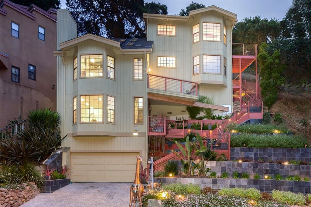Modern Private Room2 In The Oakland Hills Houses For Rent In Oakland California United States