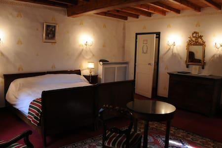 Chambre Supérieure, au Château d'Ayres - Meyrueis - Slot