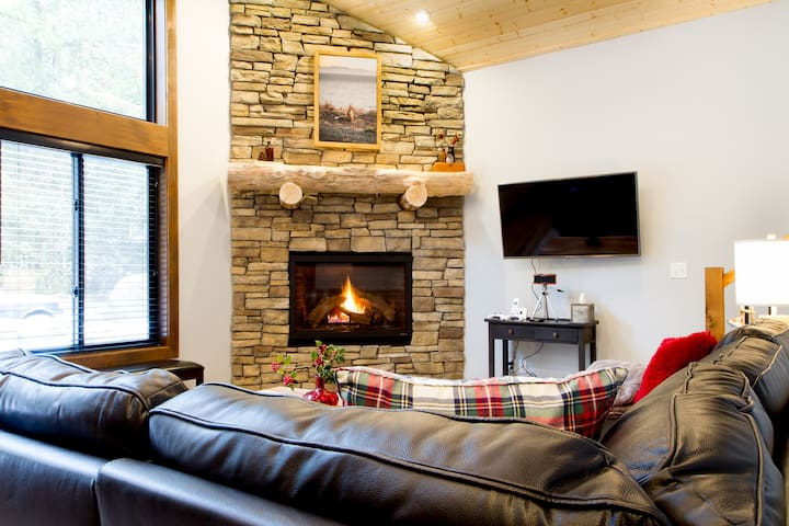 Brand New Luxury Snowline home near Mt Baker, Hot Tub, WIFI, Pet Friendly