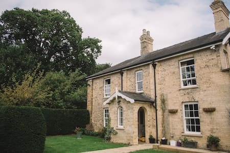 Wayside a beautiful Victorian  home - Sudbrooke - Ev