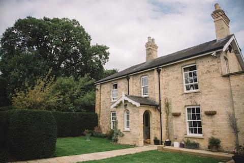 Victorian House  ,   Sudbrooke , Lincolnshire