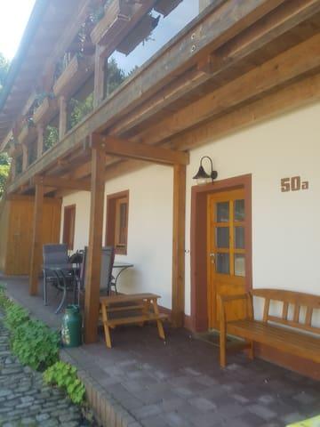Ferienwohnung Am Fahnenberg