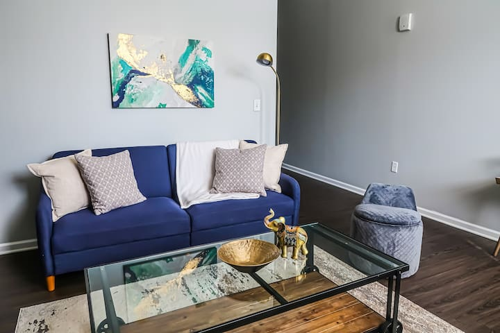 ★ Extraordinary 1BR/1BA + Kitchen - Downtown KC ★
