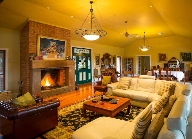 THE BALLABOURNEEN ESTATE || Beautiful country home - Rothbury - Hus