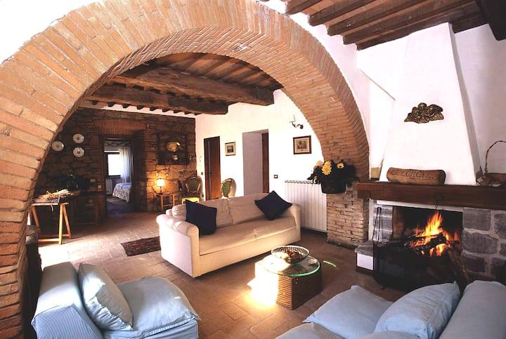 Appartamento in Umbria  2 camere da letto piscina