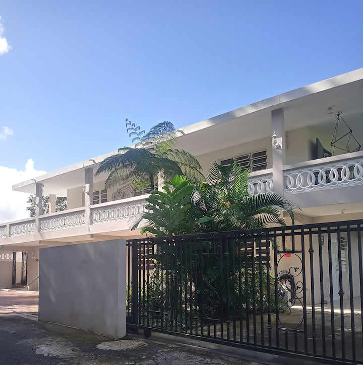 Peaceful Apt in the hills of Caguas