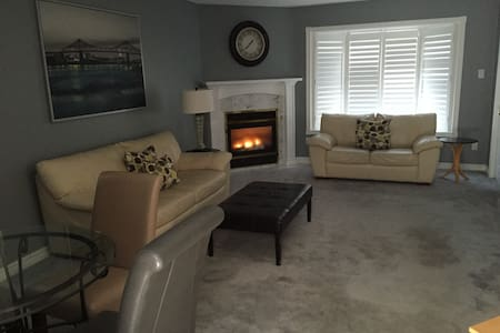 Beautiful Private Apartment in Mountainside - Burlington - Apartment