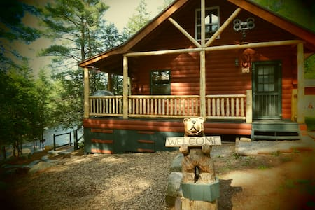 Rocky Point Cabin - Harrisville