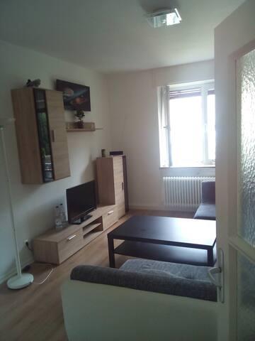 Zimmer im Herzen von Dortmund.