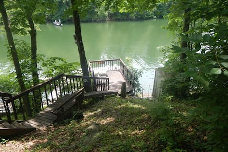 Claytor Lake Waterfront Home - Radford