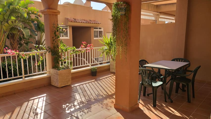 Appartement 4 personnes à Mojacar Playa
