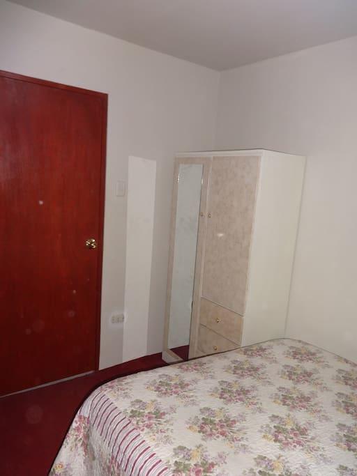 Habitación Individual.