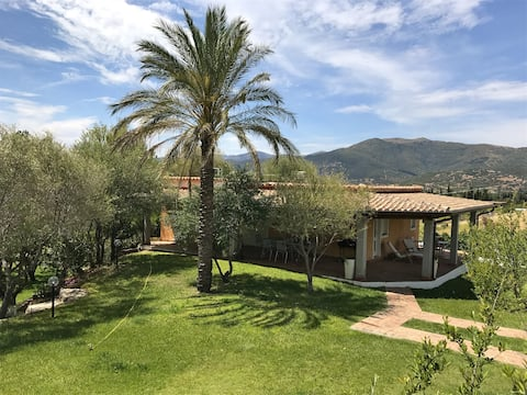 Splendida villa unifamiliare, Sardegna, Posada