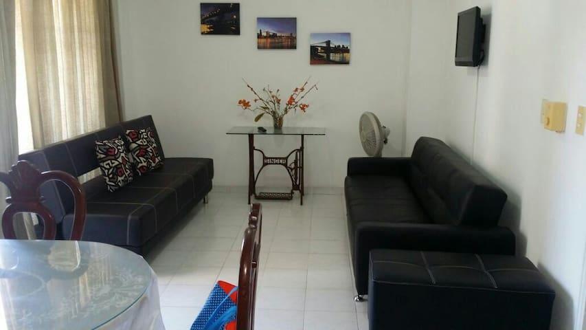 Apartment in the Rodadero - Santa Marta