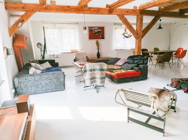 In Schmiedefeld zuhause - Im Kadalux Haus daheim