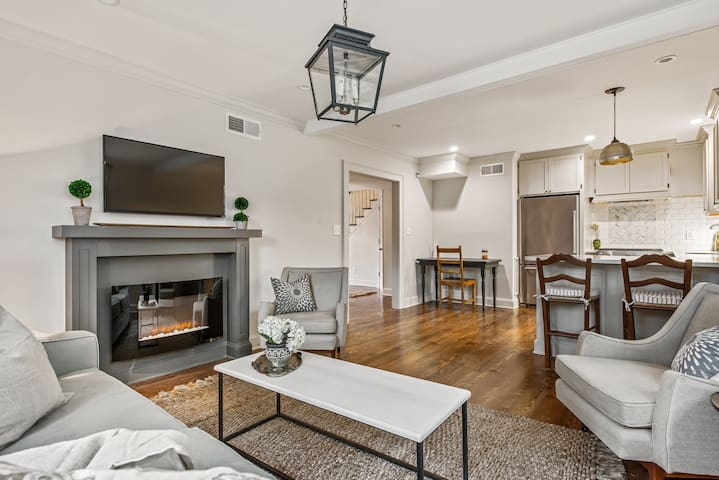 Buckhead Au-Pair Suite - Atlanta - House
