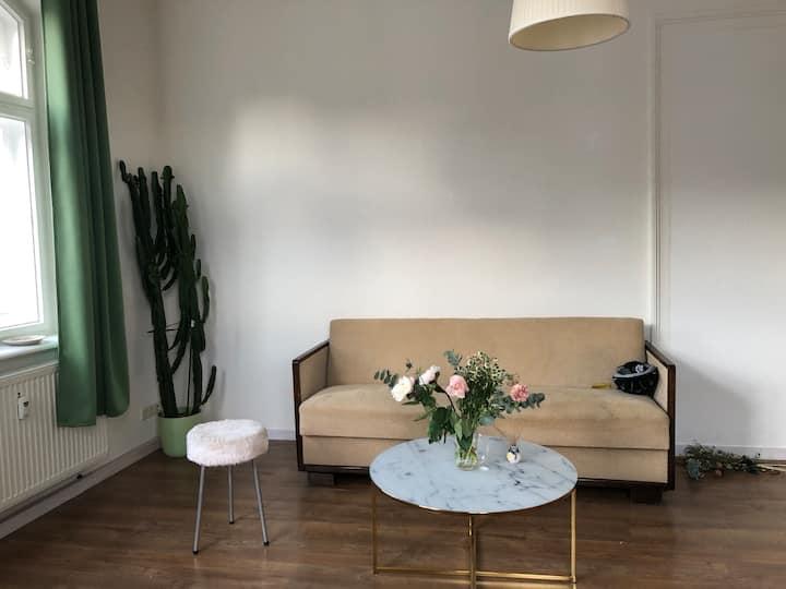 Zimmer in Zittauer Altbauwohnung