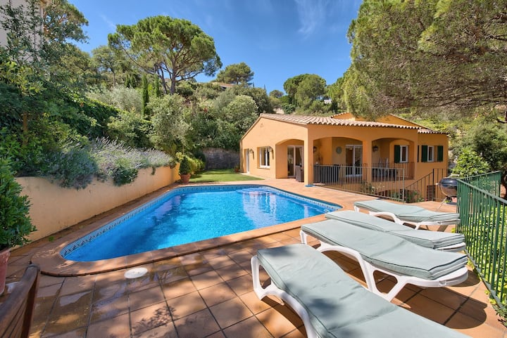 Luxurious holiday villa Narciso Begur