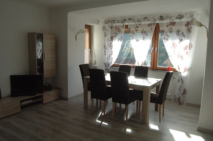 Ferienwohnung Margareta / holiday apartment - Mettlach - Pis