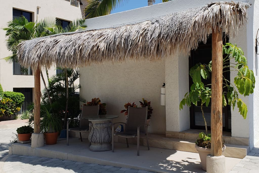 Our on-site property managers casita