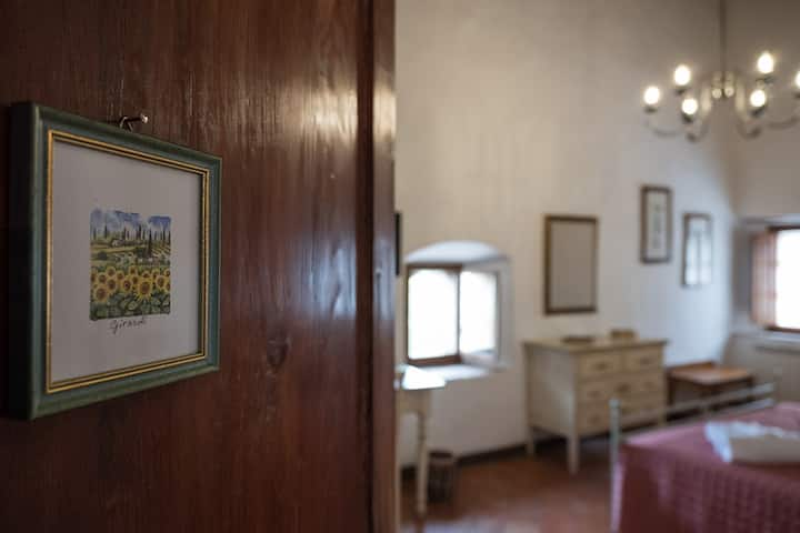 Camera I Girasoli - Locanda Il Porcellum