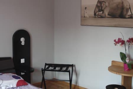 chambres au centre d'une ville très touristique - Châtillon-sur-Chalaronne