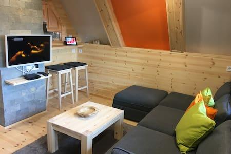 Wooden Apartman Prémium