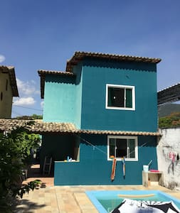 Casa em Itaipu com piscina