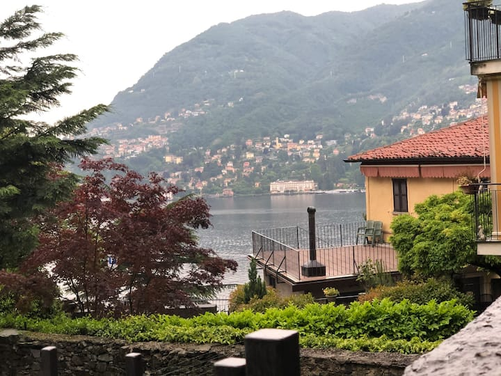 Lovely apartment on lake Como