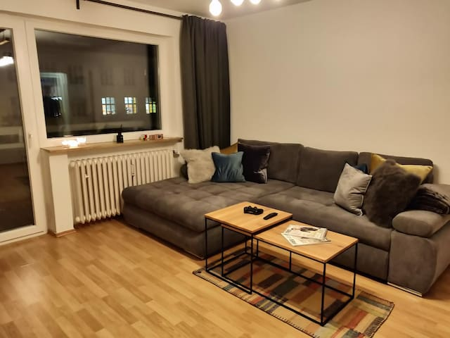 Lovely Apartement close to Centre/Oktoberfest 7min