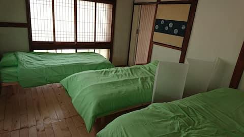 Privé, Ananas Donkey Hostel Takachiho Centre