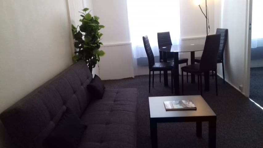Appartement en plein centre ville