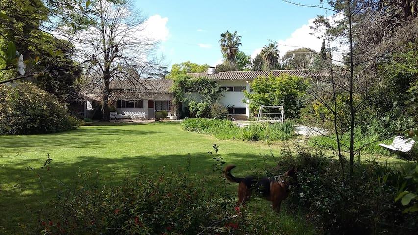 Espectacular casa quinta - La Unión - Casa