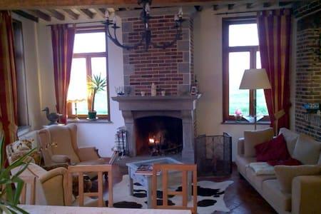 logement à la Ferme du Moulin - TROISVILLES - Ev