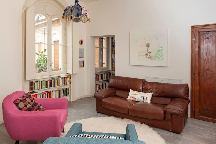 Delizioso appartamento design nel cuore del centro