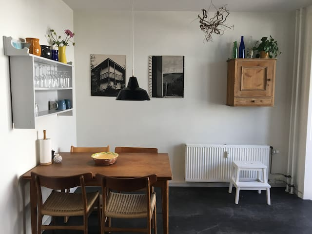 Cozy apartment in the heart of Nørrebro