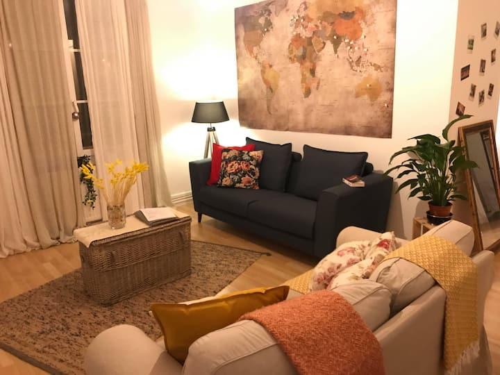 Appartement long séjour