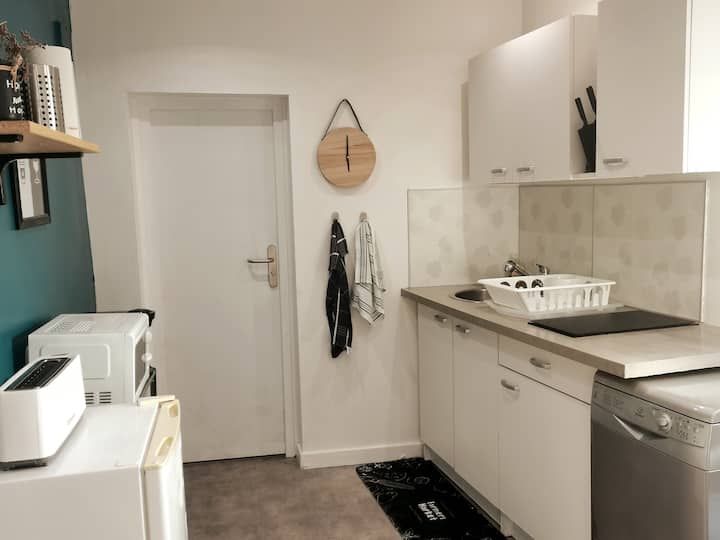 Appartement pour 2 personnes à 25 minutes de Paris
