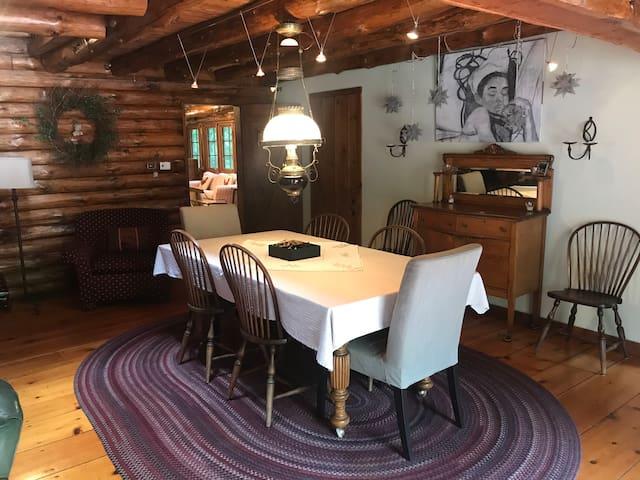 Dining Area Seats 8